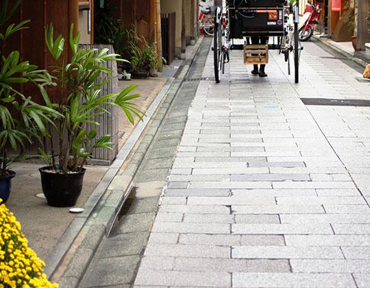 京都の花街「宮川町」散歩