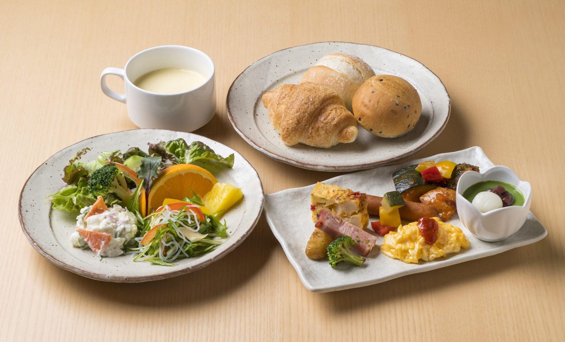 【平日限定】お得な朝食付きプラン