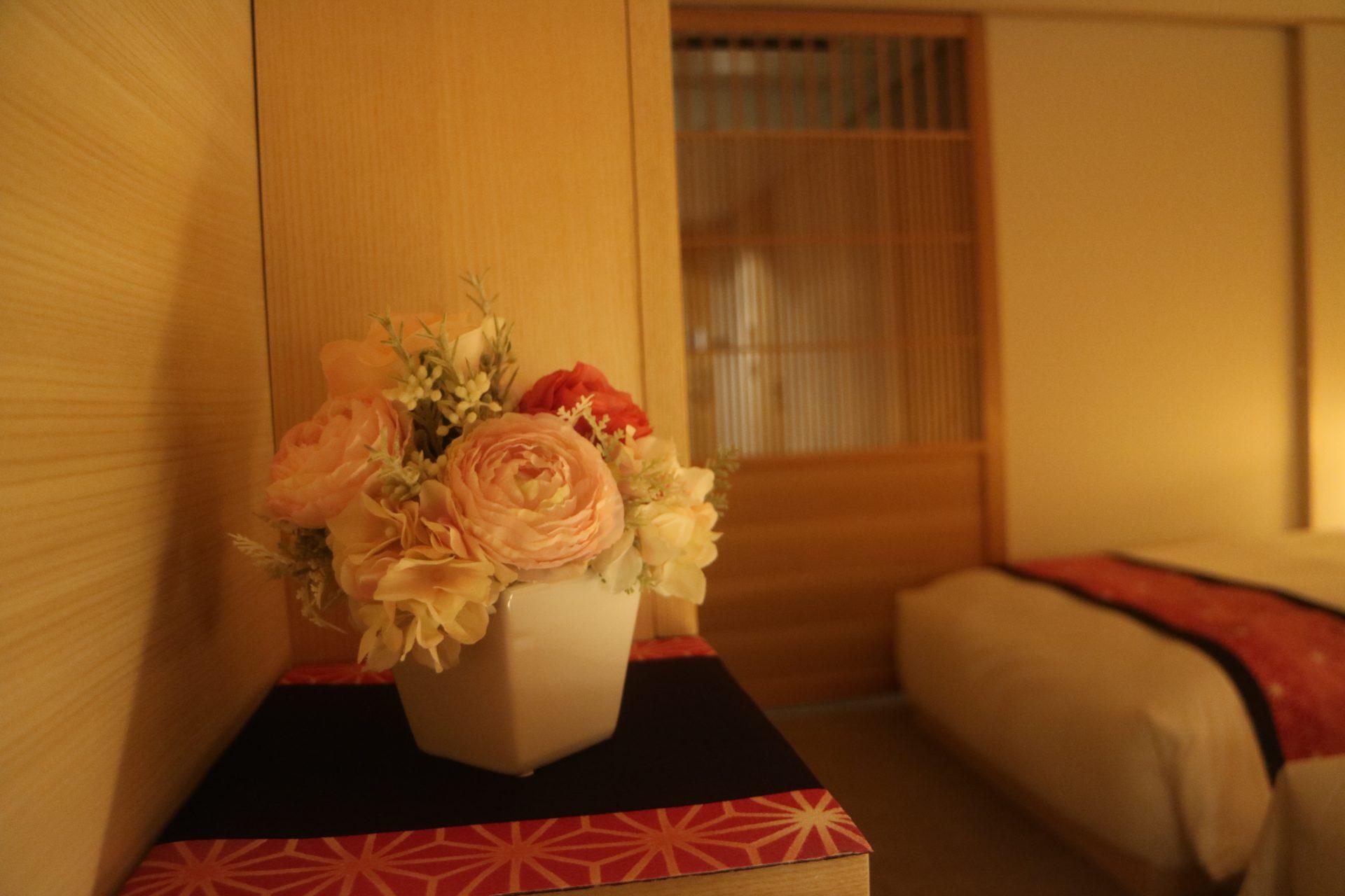 ★レディースルーム新設記念★期間限定SALE!美しい和風ルームに手ぶらでOK♪(素泊まり)